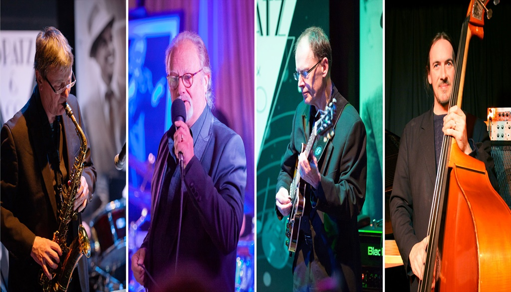 The Spatz Quartet - A night of Nostalgia with the Spatz Quartet 17 April 2020