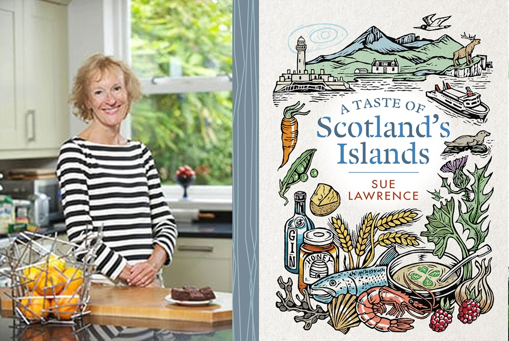 V&C Book Supper Club with Sue Lawrence