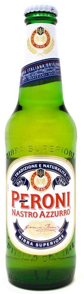 Nastro Azzurro Peroni Bottle 33cl