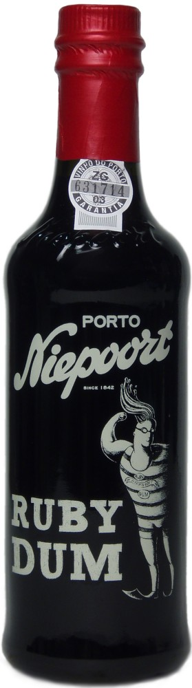 Niepoort Ruby Dum Halves Port