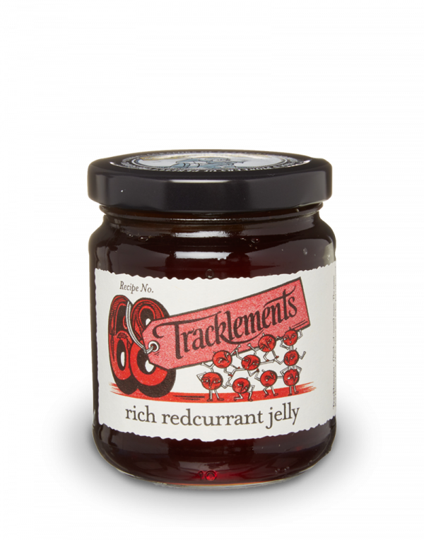 Rich Redcurrant Jelly 250g Tracklements
