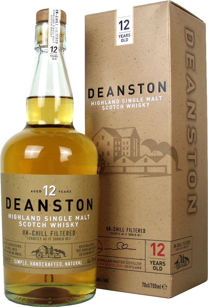 Deanston 12YO 46.3% Highland Single Malt 70cl