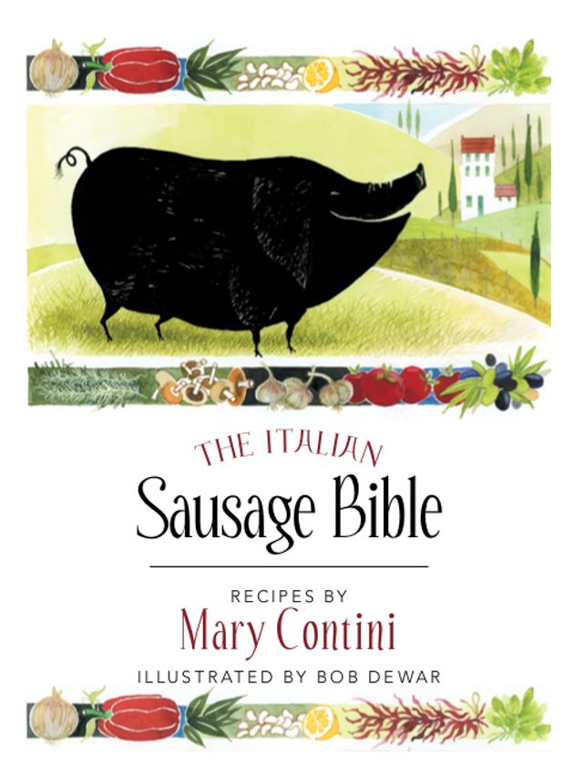 The Italian Sausage Bible by Mary Contini