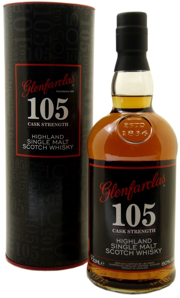 Glenfarclas '105' Cask Strength 60% Highland 70g