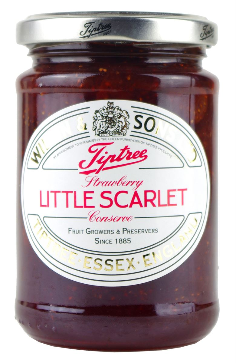 Tiptree Little Scarlet Strawberry Conserve 340g
