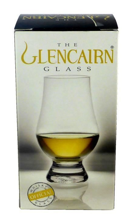Glencairn Official V&C Whisky Nosing  Glass Boxed