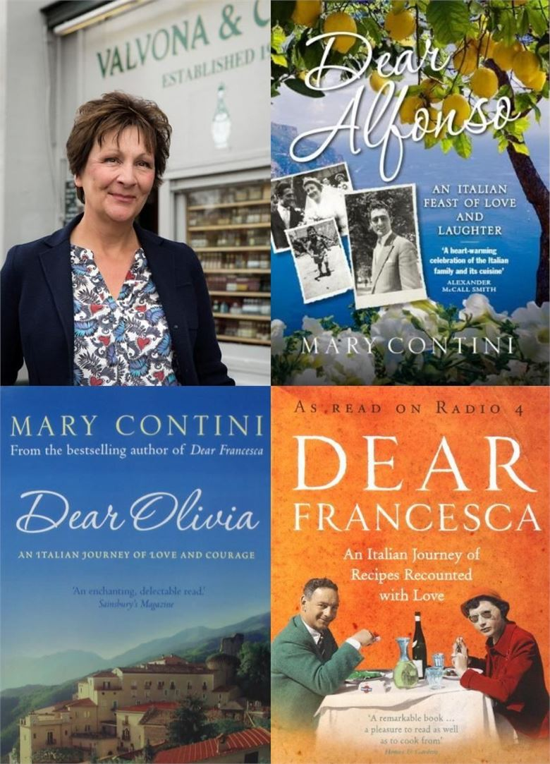 Dear Alfonso, Dear Olivia, Dear Francesca Book Bundle