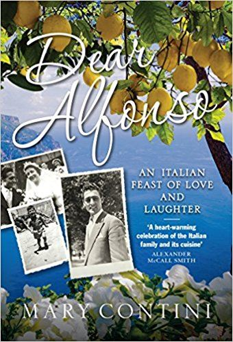 Dear Alfonso by Mary Contini (Hardback)