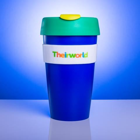 TheirWorld Reusable KeepCup Large