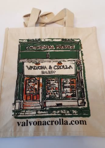 V&C Cotton Bag-for-Life