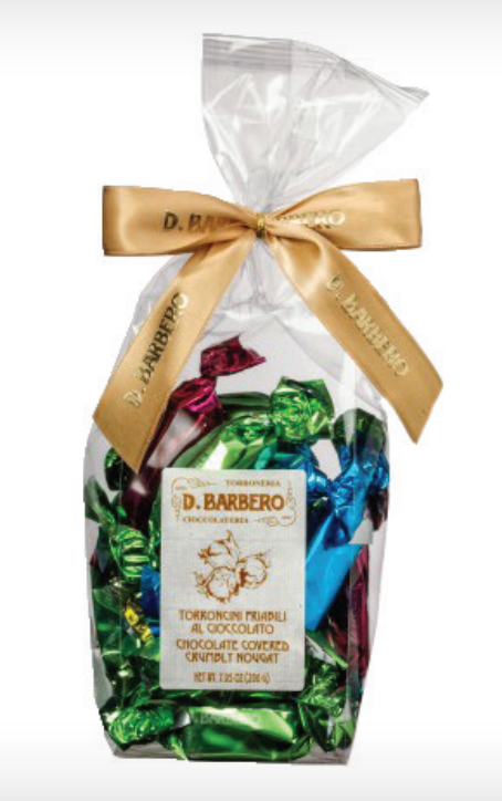 Torroncini Cioccolato Pieces in Bag 200g
