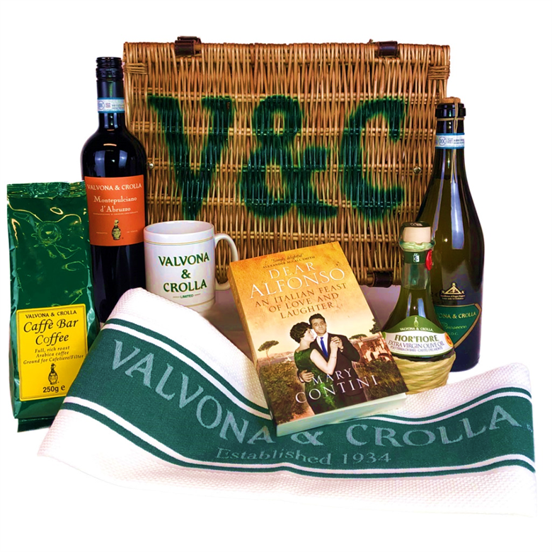 V&C Celebration Hamper