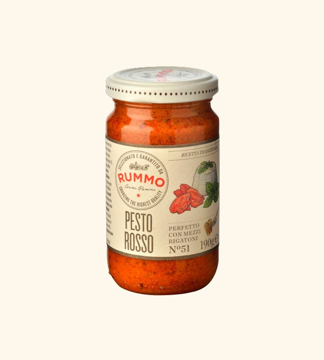 Rummo Red Pesto 190g