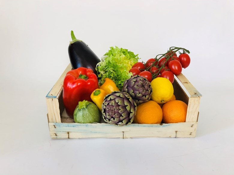Italian Fresh Vegetable & Fruit Box approx 3kg