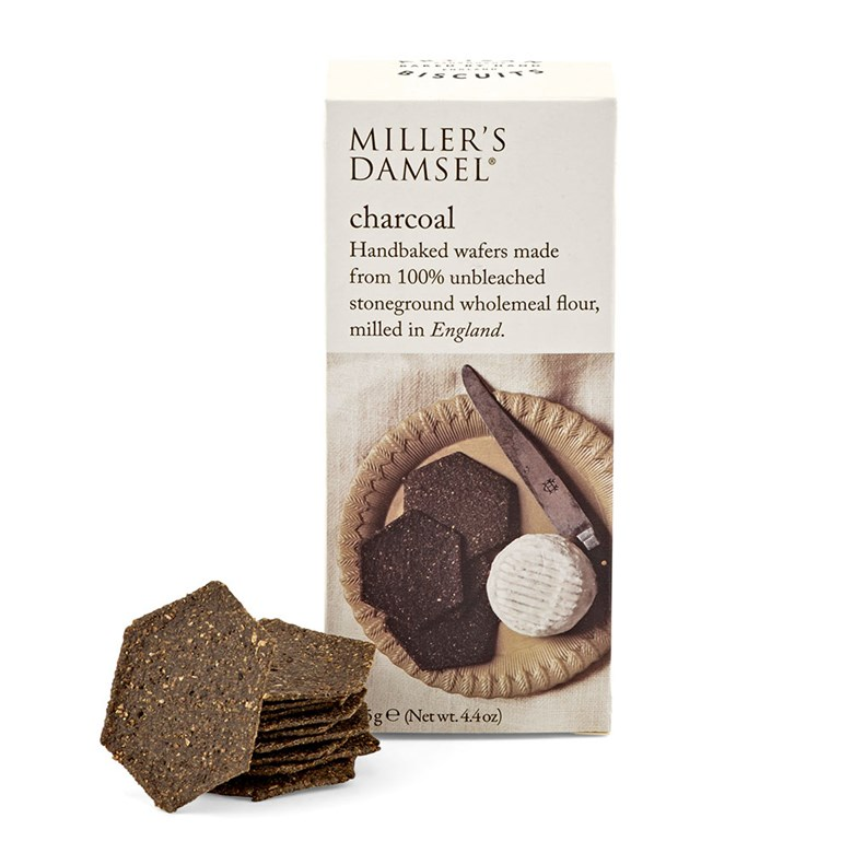 Millers Damsels Charcoal Wafers 125g