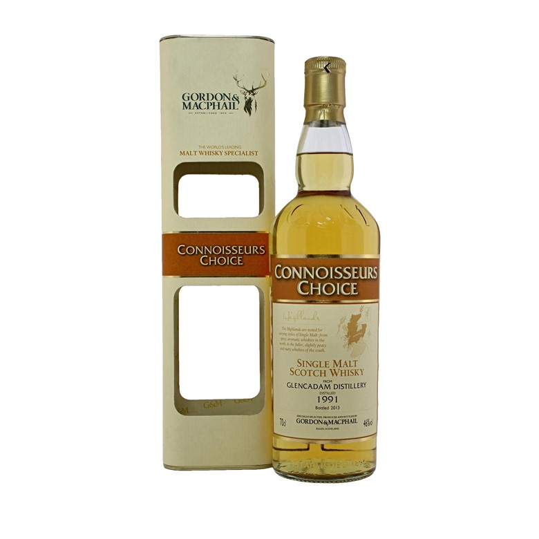 Glencadam 1991 Connoisseurs Choice 70cl