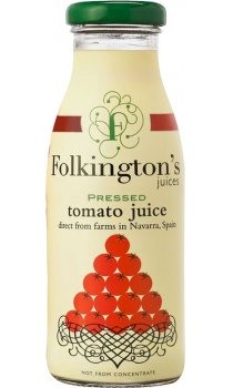 Folkingtons Tomato Juice 250ml