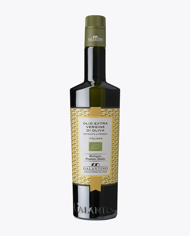 Organic Extra Virgin Olive Oil Monet Galantino 50cl