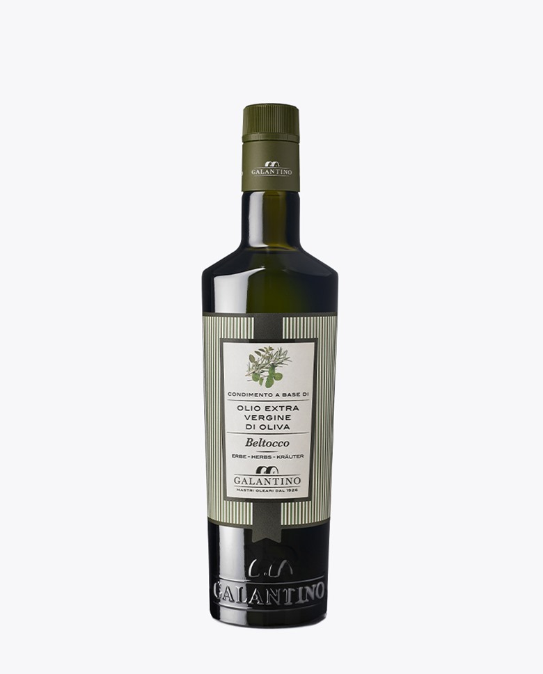 Rosemary Infused Monet Extra Virgin Olive Oil 25cl Galantino
