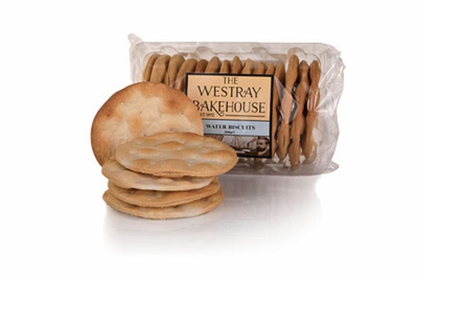 Westray Bakehouse Water Biscuit 200g