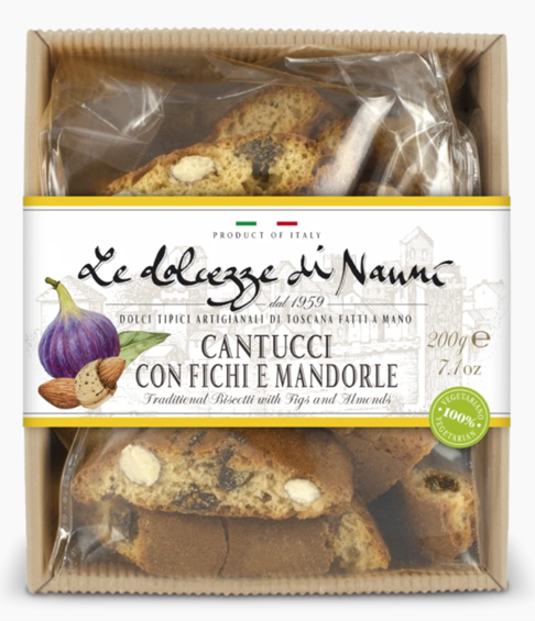 Cantucci Fig & Almond Box Le Dolcezze 200g