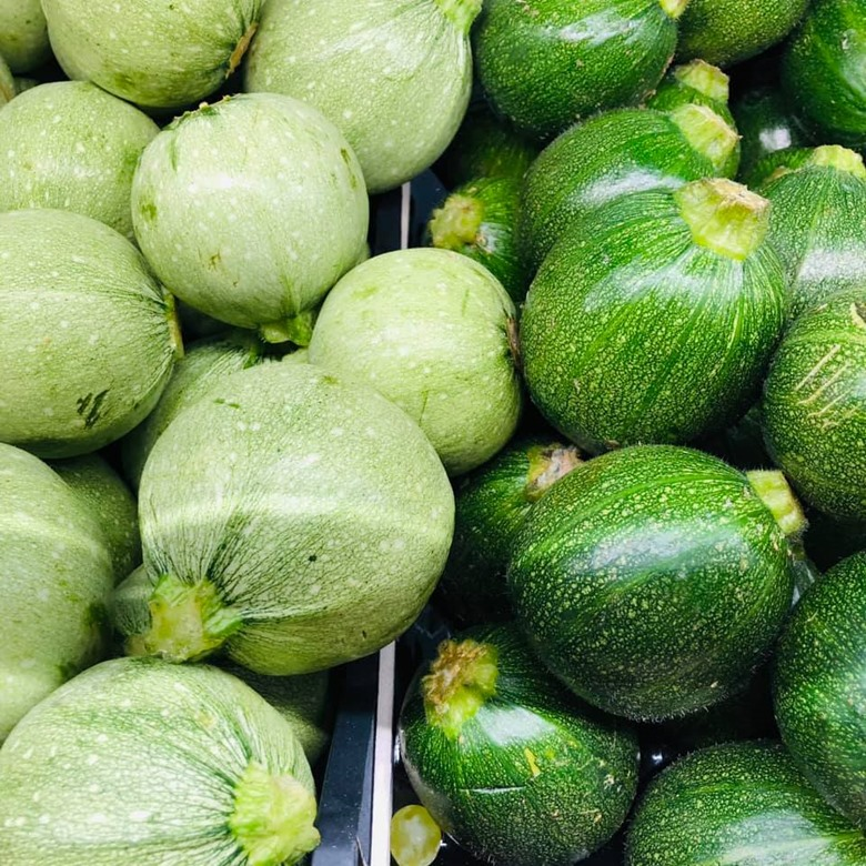 Italian Courgettes - not less than 600g