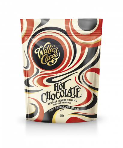 Willie's Cacao Medellin Hot Chocolate 52% Cacao 250g